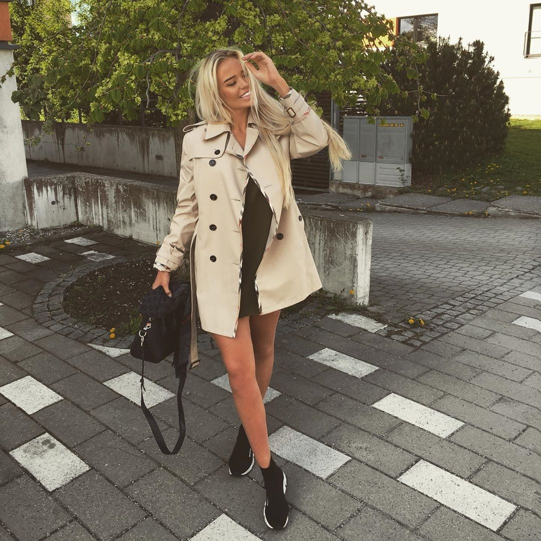 swedish woman